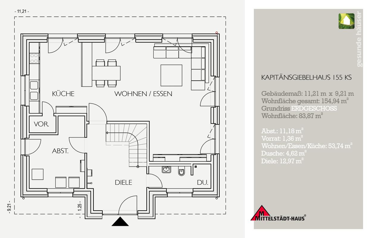 2-kapitaensgiebelhaus-grundriss-155-ks-erdgeschoss