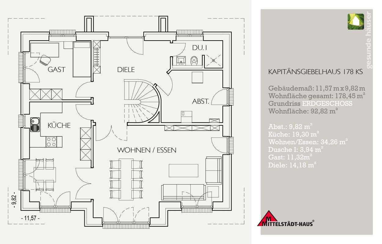 2-kapitaensgiebelhaus-grundriss-178-ks-erdgeschoss