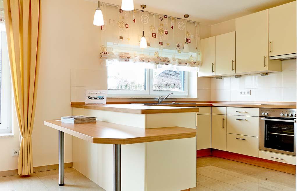 Doppelhaus 116D moderne Küche
